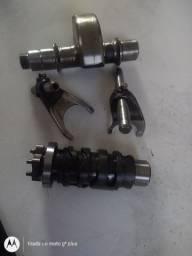 Peças prá moto XT 660 r