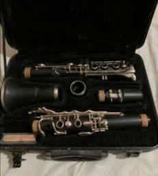 Clarinete Shelter Sib 17 chaves