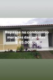 Imperdível , casa em condomínio fechado no Jereissati , repasse