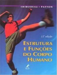 Livro Estrutura e Funções do corpo humano