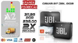 Caixa de Som Bluetooth JBL Go 2100% original