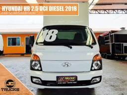 Hyundai HR 2.5 TCI Diesel Baú 2018