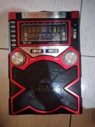 Vendo Caixa De Som X Bass