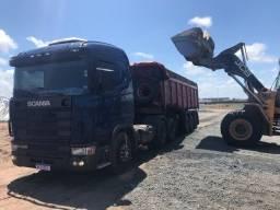 Scania 2005 R420 6x4