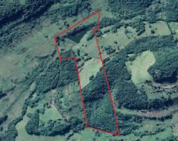 23 hectares interior de Alecrim com lago e açudes