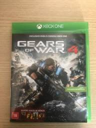 DVD do Jogo Gears of War 4 dublado para Xbox one
