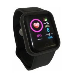 Smart Watch Bluetooth USB - Frequência Cardíaca/Pressão Arterial/Sono/Oxigênio
