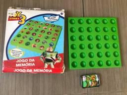 Jogo da memória Toy Story