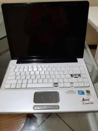 Notebook HP retirada de peça