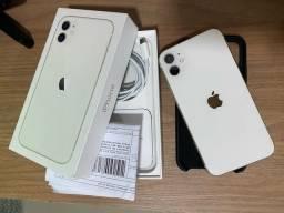 iPhone 11 128gb novo completo