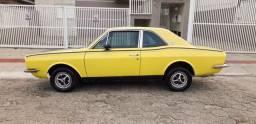 Corcel GT 1974, modelo 1975