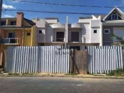 Título do anúncio: Maravilhoso Sobrado novo, frente rua, amplo quintal e terraço, 03 dormitórios, 04 vagas à