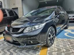Civic LXR 2016 Preto
