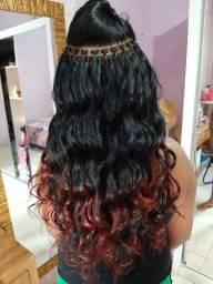 Mega hair perfeito é aqui *Leia o Anúncio*