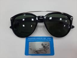 Óculos aviador polarizado