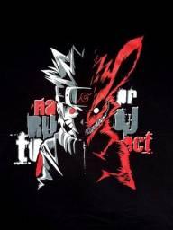 Camisetas Naruto