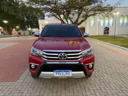 Hilux SRX 2.8 tdi diesel 2017