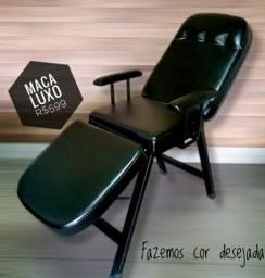 Maca cadeira  3 posições