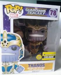 Funko Pop Thanos Guardiões da Galáxia