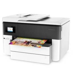 Multifuncional HP 7740 Nova com bulk ink