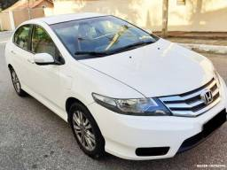 Honda City EX 1.5 (Aut.) - 2012/2013