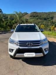 Toyota Hilux Srv 2.8 4x4 2017