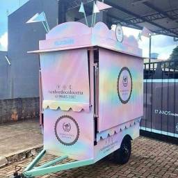 Food Truck de doces