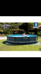 Vendo piscina intex