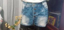 Título do anúncio: Short Jeans Rhuand - Tamanho 42
