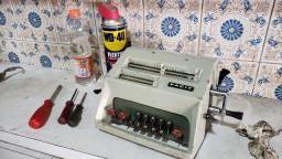 Calculadora Antiga Facit ( PARA COLECIONADORES )