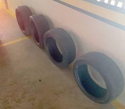 Jogo De Pneus Pirelli P Zero 225/45 R18 95y