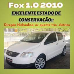 Lindo Fox 1.0 2010/ Super Conservado
