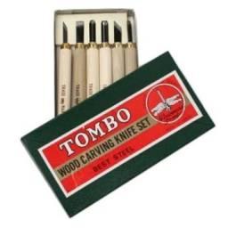 Goiva para Xilogravura Tombo - 06 unidades