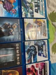 Vendo  Blu ray vários  preços  baratos a combinar