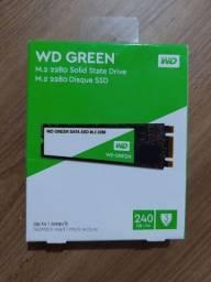 SSD M2 WD GREEN