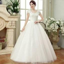 Vestido de noiva R$200