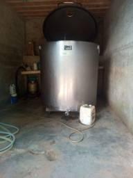 Tanque resfriador de Leite, Westfalia