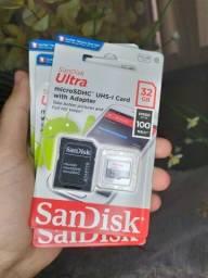 Cartão de memória Sandisk PROMOÇÃO