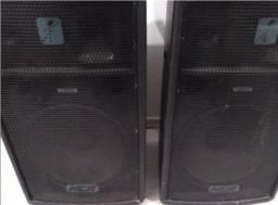 Caixa De Som Acústica Nca Hq300 Passiva 300w