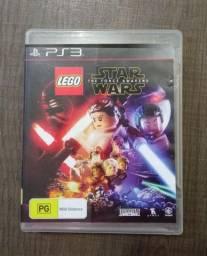 JOGO PS3 KUNG FU PANDA e STAR WARS LEGO