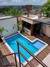 Casa linda com piscina e 4 dormitórios sendo 2 suítes !! Agende sua visita