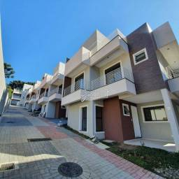 Título do anúncio: Sobrado com 3 dormitórios à venda, 151 m² por R$ 595.000 - Campo Comprido - Curitiba/PR