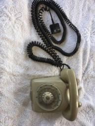 Telefone de disco Ericsson - original
