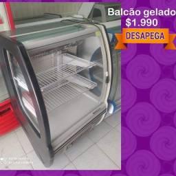 BALCÃO REFRIGERADO FROSTFREE VENDEDORA RUTE