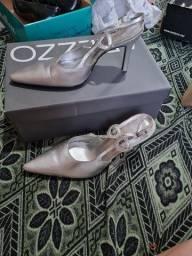 Chanel prata usado 1 x