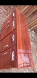 470 balcão grande de 4 portas de Massaranduba, frete grátis