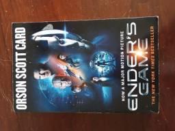 Livro - Ender's game (inglês) - Orson Scott Card