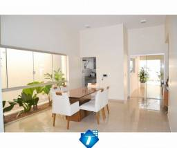 Linda Casa no bairro Jardim Inconfidência - 3 Quartos 2 Suítes - Uberlândia-MG