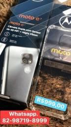 Motorola  Moto E7 64gb novo na caixa em 10 vezes  sem juros