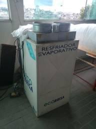 Resfriador evaporativo climatizador ecobrisa